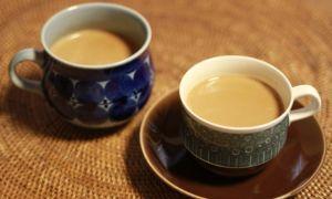 Атканчай – чай по-уйгурски с молоком и солью