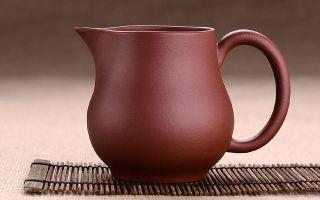 Чайник чахай (гундаобэй) для китайской чайной церемонии