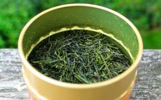 Гёкуро — японский зеленый чай