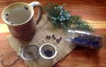 Чай из можжевельника