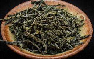 Зеленый чай Люань Гуапянь – «Тыквенные Семечки из Люань»