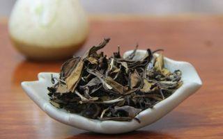 Чай Шоу Мэй (Брови Старца)