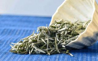 Белый чай Бай Хао Инь Чжень (Серебряные Иглы)