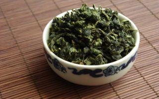 Фуцзяньский улун Те Гуань Инь (Железная Богиня Милосердия)