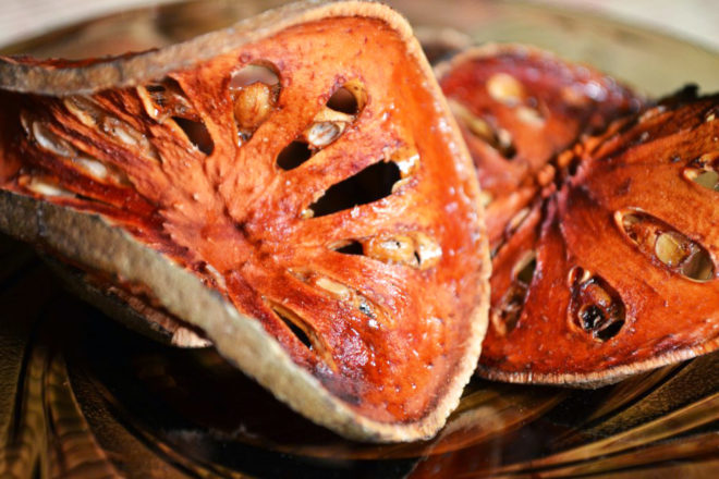 Сушеный плод