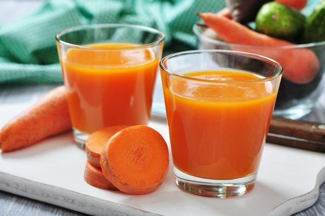 оранжевый сок