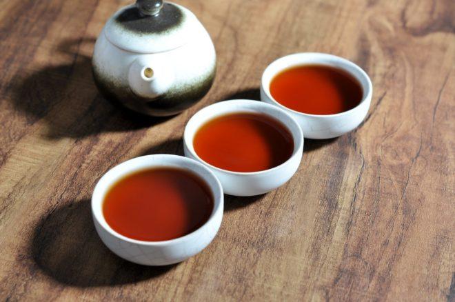варка чая