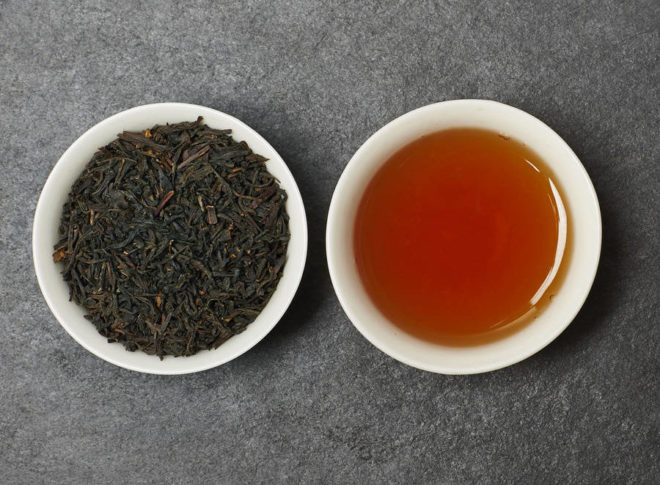 чай в пиалах