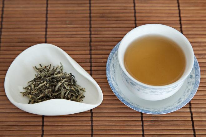 чашка и чай
