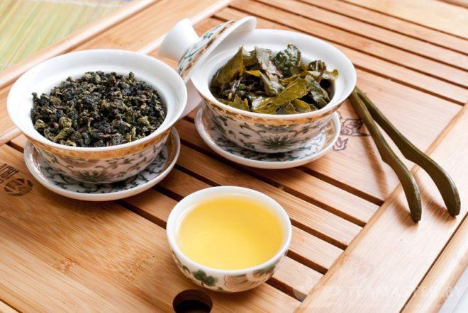 Чай улун молочный полезные свойства