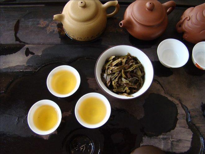 чай на чабани