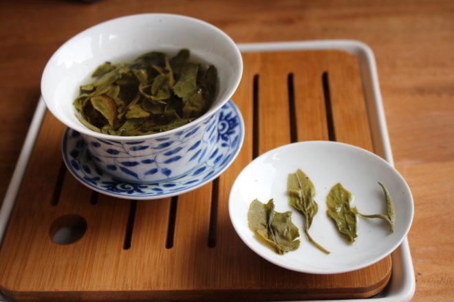 чай в гайвани