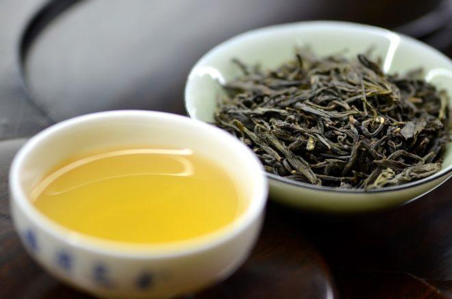 Чай в пиале